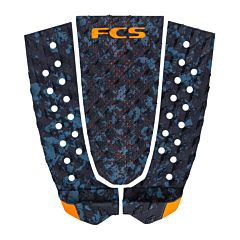FCS T-3 Traction - Blue Fleck/Orange