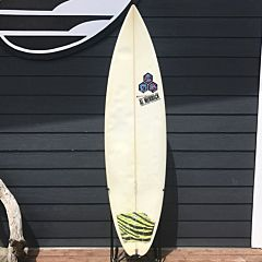 Channel Islands Rookie 6'0 x 18 1/4 x 2 1/8 Used Surfboard