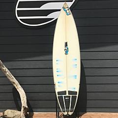 JS Flyboy 6'1 x 18 3/8 x 2 1/4 Used Surfboard