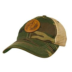 Cleanline Youth PNW Mesh Hat - Army Camo