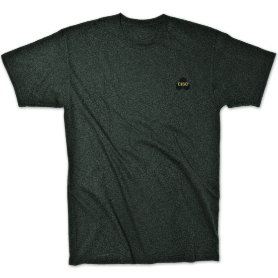 Channel Islands Anniversary T-Shirt - Charcoal