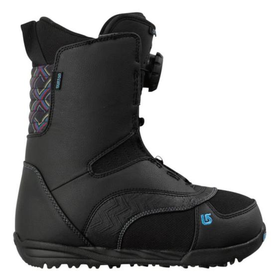 Burton Women's Chloe '13 Snowboard Boots - Black/Multi