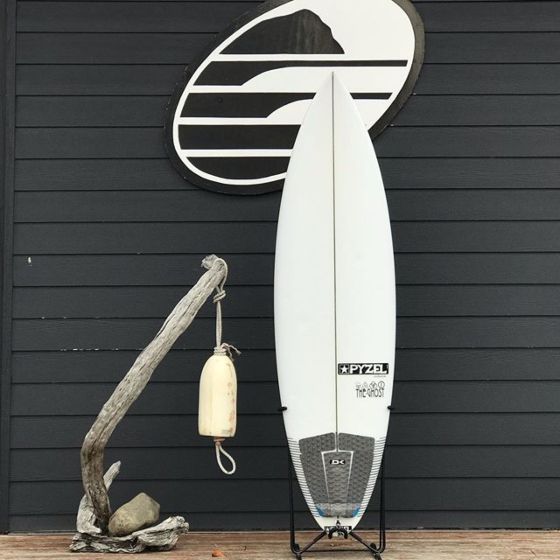 Pyzel Ghost 6'4 x 20 x 2.88 Used Surfboard - Deck