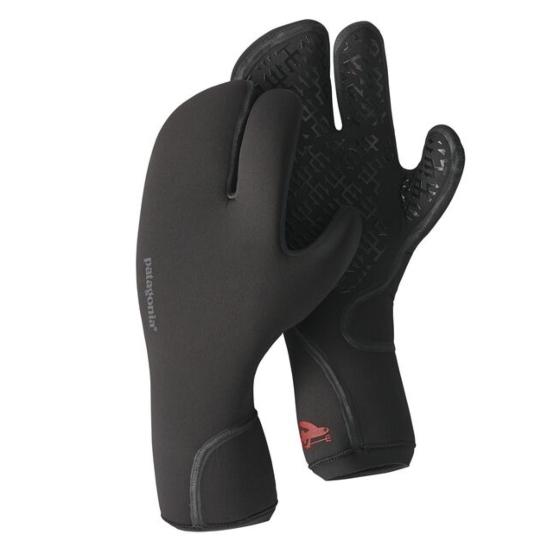 Patagonia R4 Yulex 5mm 3 Finger Gloves