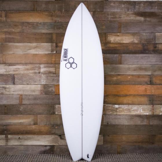 Channel Islands Rocket Wide 6'1 x 20 3/4 x 2 3/4 Surfboard - Deck