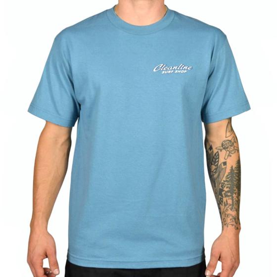 Cleanline Speed Diamond T-Shirt - Slate