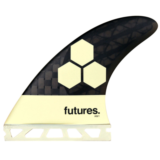 Futures Fins - AM1 Blackstix 3.0 - Cream