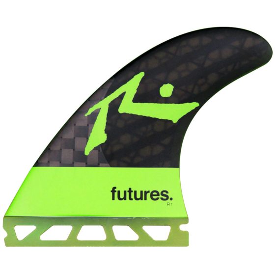 Futures Fins - R1 Blackstix 3.0 - Light Green