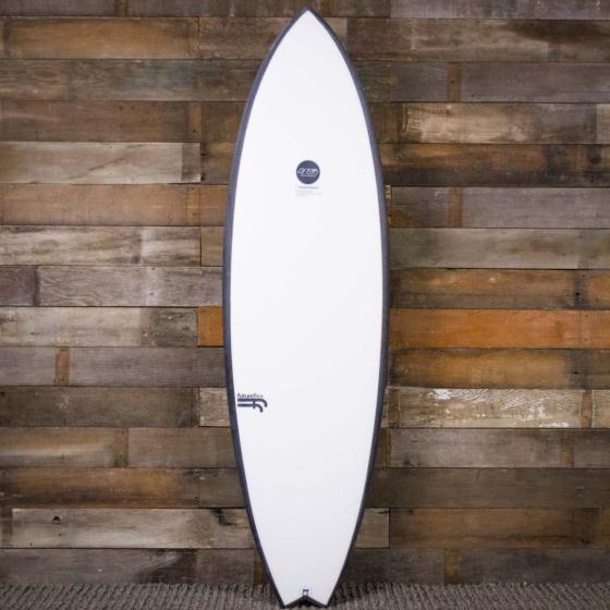 Haydenshapes Hypto Krypto Step Up 5'10 x 19 3/4 x 2 7/16 Surfboard - Deck