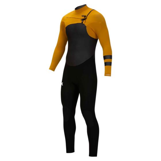 Hurley Advantage Plus 3/2 Chest Zip Wetsuit