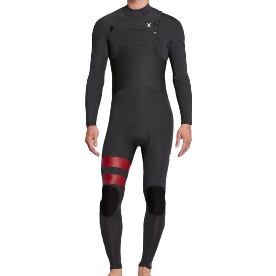 Hurley Advantage Plus 4/3 Chest Zip Wetsuit - 2018