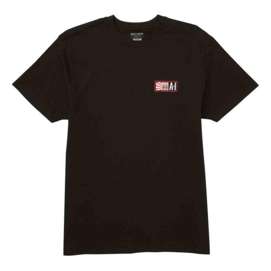 Billabong AI Stamp T-Shirt - Black