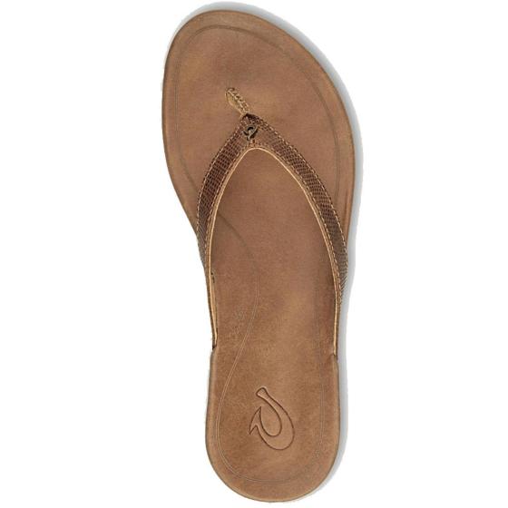 Olukai Women's Hi'Ona Sandals - Tan
