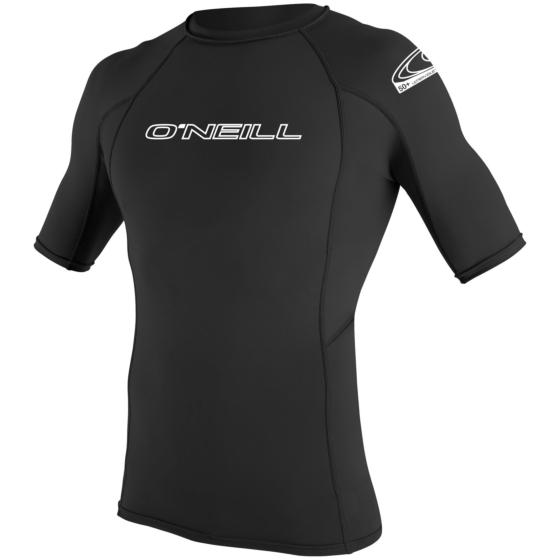O'Neill Wetsuits Basic Skins Crew - Black