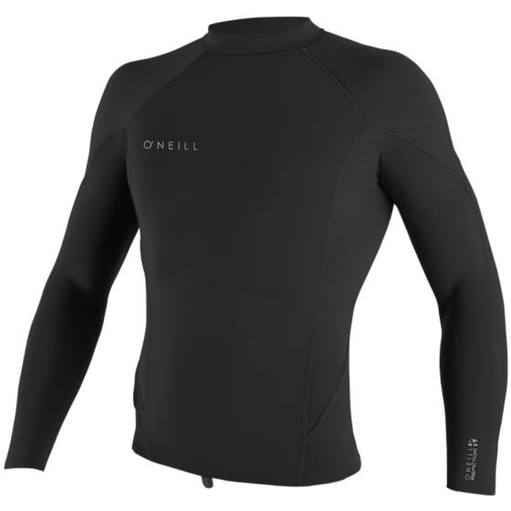 O'Neill Wetsuits Reactor II 1.5mm Long Sleeve Jacket - Black