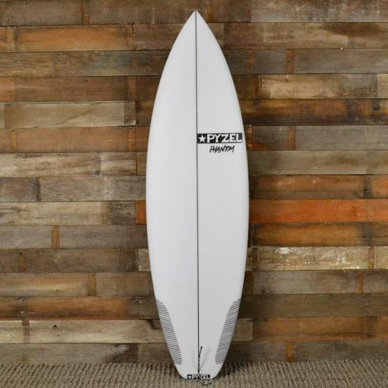 Pyzel Phantom 6'0 x 20 x 2.56 Surfboard - top