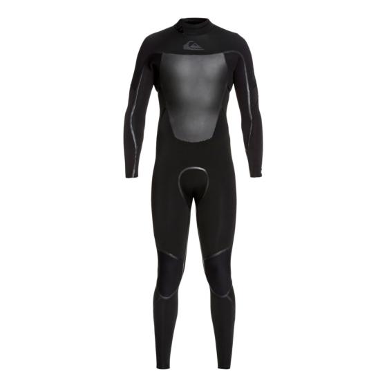 Quiksilver Syncro Plus 4/3 Back Zip Wetsuit