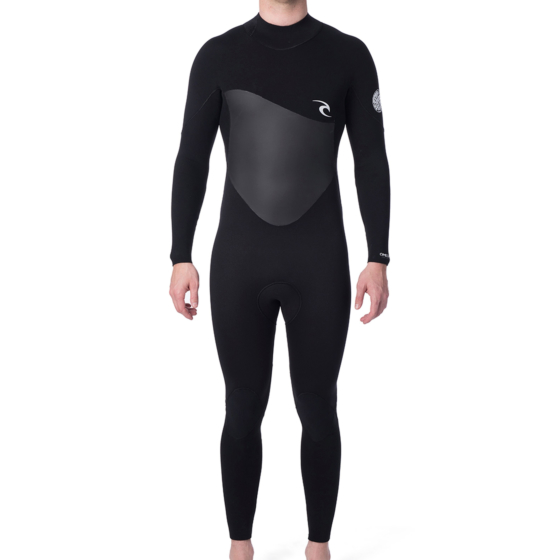 Rip Curl Omega 4/3 Back Zip Wetsuit