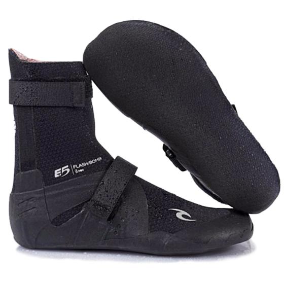 Rip Curl Wetsuits Flash Bomb 3mm Split Toe Boots
