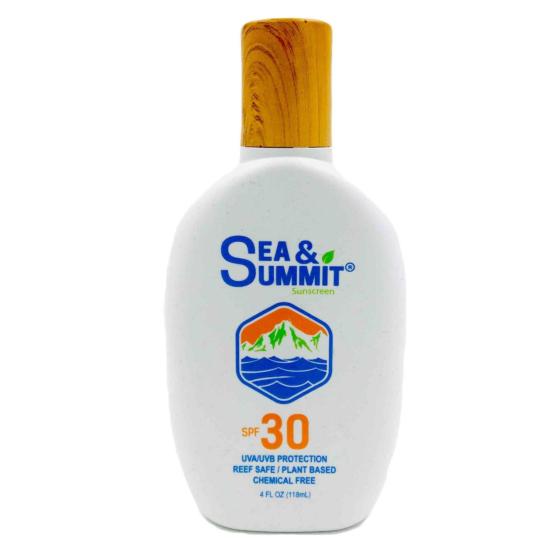 Sea & Summit SPF 30+ Sunscreen Lotion