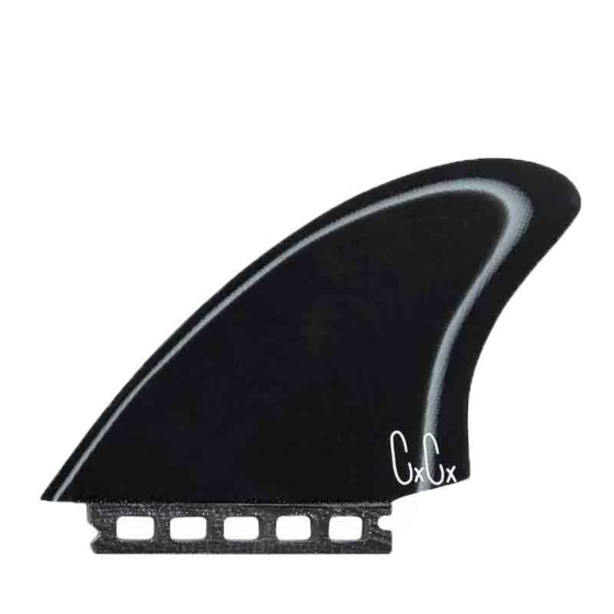 Captain Fin Christenson Futures Keel Twin Fin Set