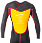 Hotline Reflex 2.0 Hooded 5/4 Chest Zip Wetsuit - Internal Lining