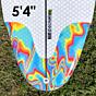 Lost Freak Flag Bean Bag 5'4 x 21.0 x 2.45 Surfboard - Tail