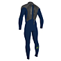 O'Neill Youth Epic 4/3 Wetsuit - Abyss/Smoke