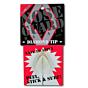 Surfco Hawaii Diamond Tip Shortboard Nose Guard - Clear