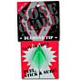 Surfco Hawaii Diamond Tip Shortboard Nose Guard - Green