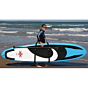 NSI - SUP Surfboard Carrier - Black