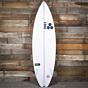 Channel Islands Happy 5'11 x 18 7/8 x 2 3/8 Surfboard - Bottom