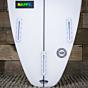 Channel Islands Happy 6'0 x 19 1/8 x 2 7/16 Surfboard - Fins