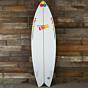Channel Islands Fish Beard 6'2 x 20 3/8 x 2 3/4 Surfboard - Bottom