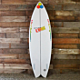 Channel Islands FishBeard 5'8 x 19 3/8 x 2 7/16 Surfboard - Fins - Bottom
