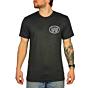Cleanline Anchor Seaside T-Shirt - Black/Heather