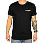 Cleanline Lines T-Shirt - Black/White