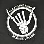 Cleanline Youth Shaka Bones Seaside T-Shirt - Black