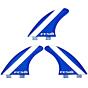 FCS Fins - ARC PC - Blue Hex