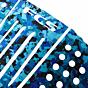 FCS Julian Wilson Traction - Blue Camo/White