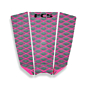 FCS Sally Fitzgibbons Traction - Grey/Bright Pink