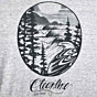 Cleanline Eagle T-Shirt - Grey