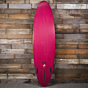 Gary Hanel Egg 7'0 x 21 1/2 x 2 3/4 Surfboard - Red Brick - Bottom