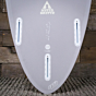 Haydenshapes Hypto Krypto 6'6 x 21 1/2 x 3 Surfboard - Stone - Fins