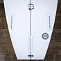 Channel Islands Neck Beard 2 6'0 x 20 1/8 x 2 11/16 Surfboard - Fins
