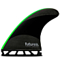 Futures Fins John John Techflex Medium Tri Fin Set