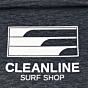 Cleanline Lines Zip Hoody - Azul Marino