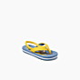 Reef Jonas Claesson Little Ahi Sandals - Surfing Sloth - Side