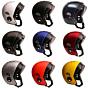 Gath Full Retractable Visored Helmet Color Options