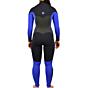 O'Neill Women's O'Riginal 3/2 Chest Zip Wetsuit - Black/Capri/Pepper